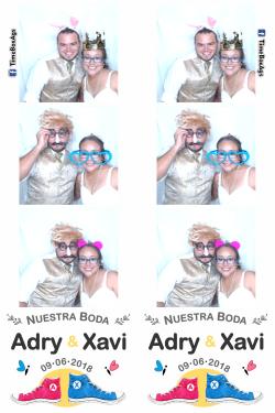 Boda Adry y Xavi