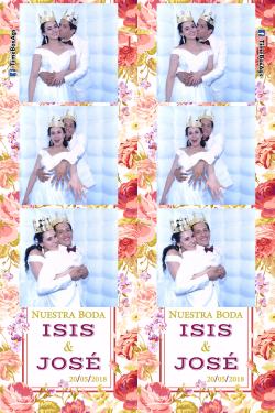 Boda Isis y José