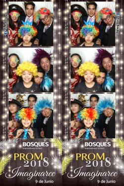 Prom Bosques 2018