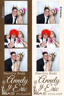 Boda Annely y Eric