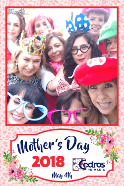 Mother´s Day 2018 - Cedros Primaria