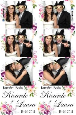 Boda Ricardo y Laura